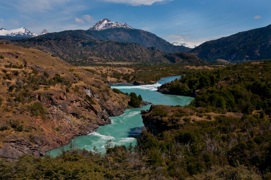 The Rio Baker, Patagonia
